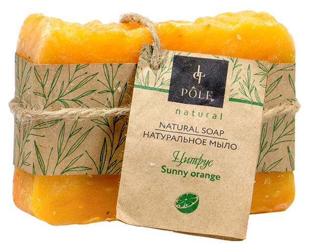 Купить Мыло Pole, Sunny Orange, 120 г