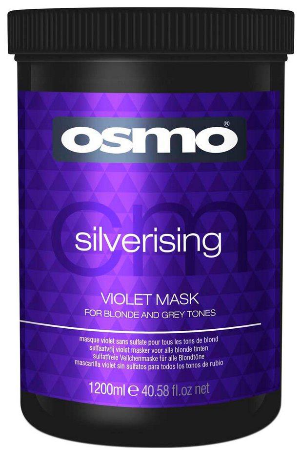 Купить Маска для волос Osmo, Silverising Violet, 1200 мл, Osmo Renbow