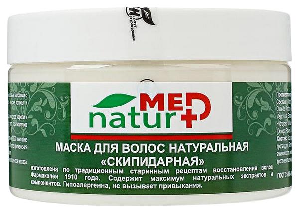 Купить Маска для волос NaturMed, «Скипидарная», 250 мл