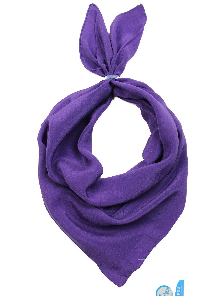 Шейный платок Venera 5601941-09 фиолетовый
