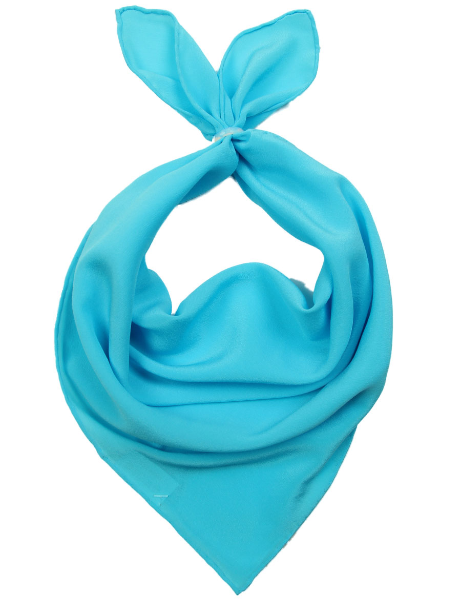 Шейный платок Venera 5601941-12 голубой