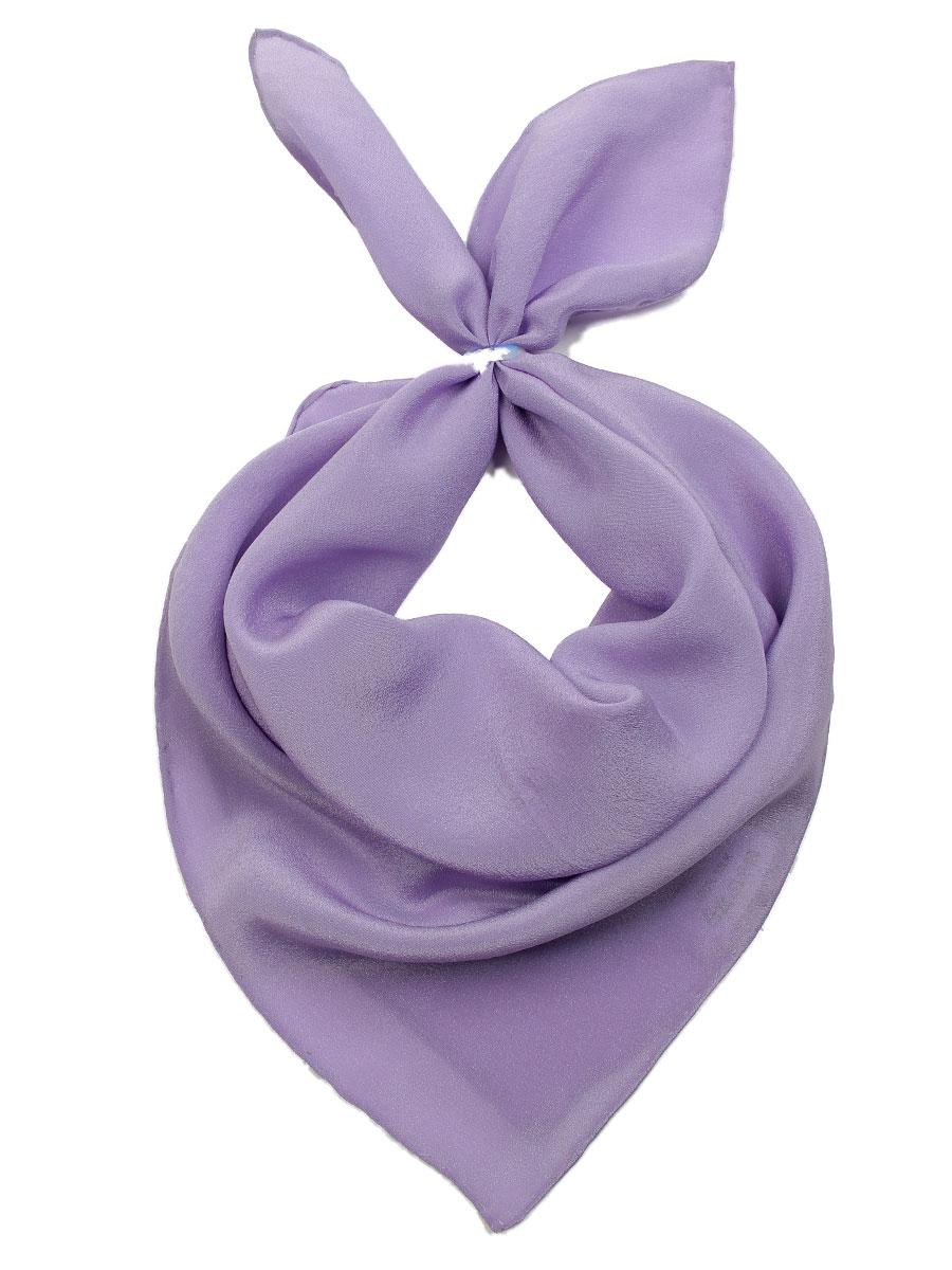 Шейный платок Venera 5601941-10 фиолетовый