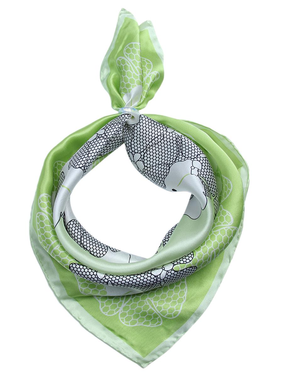 Шейный платок Venera 5602039-5 зеленый