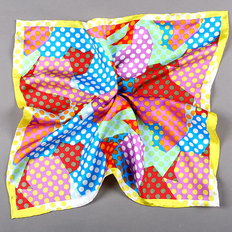 Шейный платок Venera 5602229-7 красный