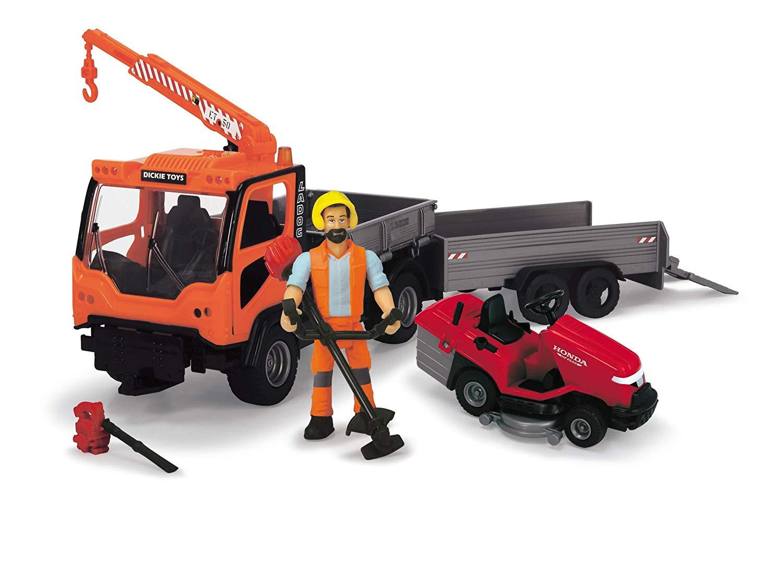 Купить Большой набор городского садовника Dickie Playlife 7 предметов, 25 см, Dickie Toys,