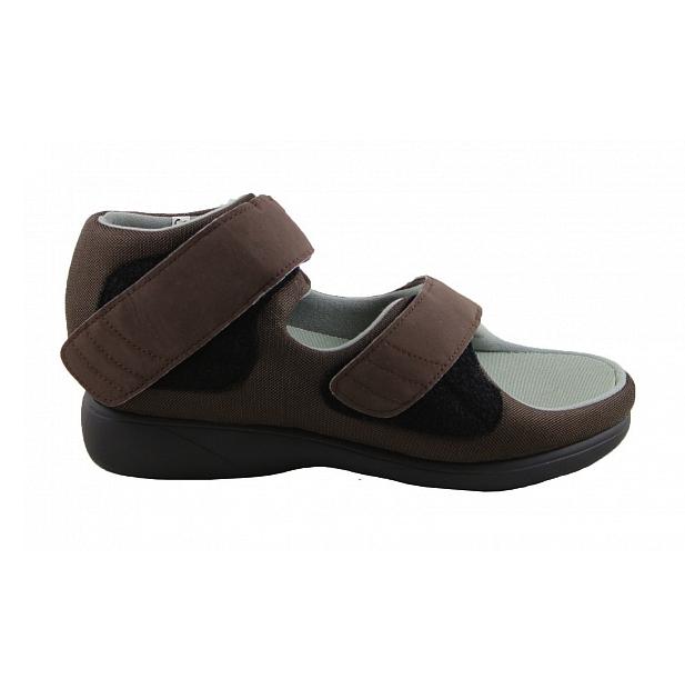 Сандалии 09 114 Sursil Ortho, коричневый р.41
