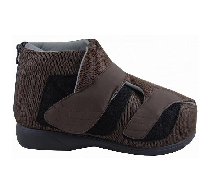 Сандалии 09 113 Sursil Ortho, коричневый р.43