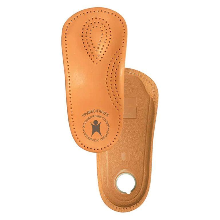 Купить Полустельки ортопедические для закрытой обуви СТ-201 Тривес, р.43