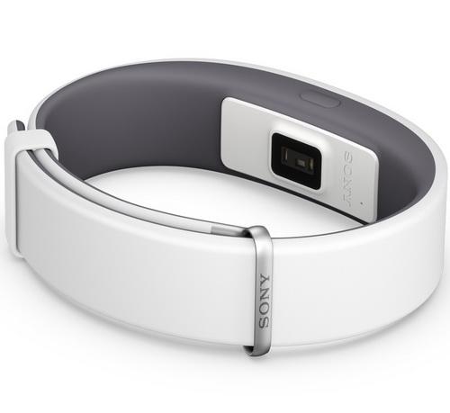 Смарт браслет Sony SmartBand 2 White/White (SWR12)
