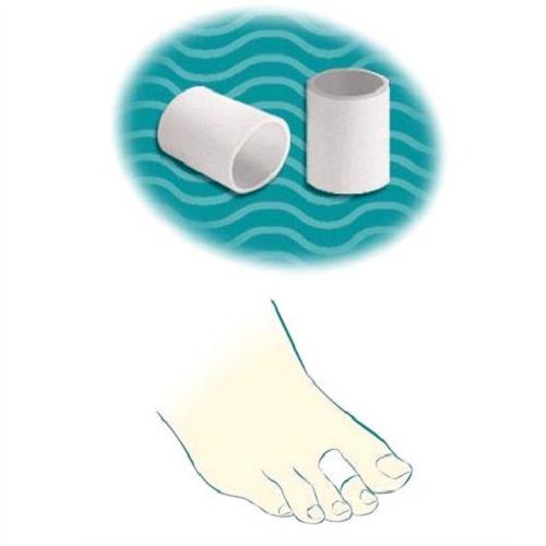 Кольца силиконовые для защиты пальцев стопы