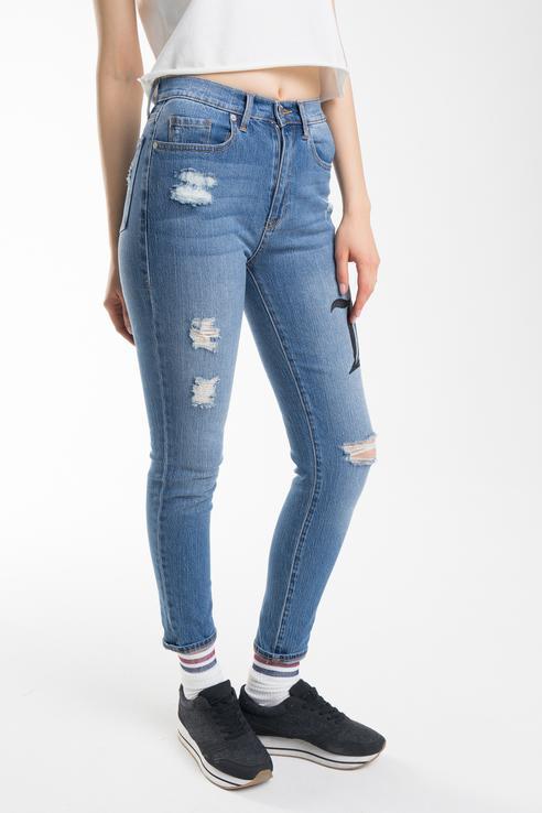Джинсы женские Juicy Couture JWFWB86461/409 синие 24