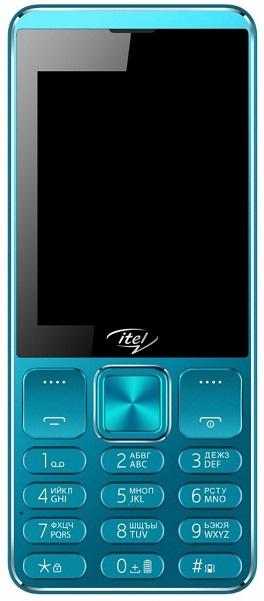Мобильный телефон Itel IT6320 DS Blue фото