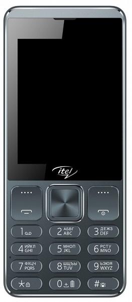 Мобильный телефон Itel IT6320 DS Dark Grey фото