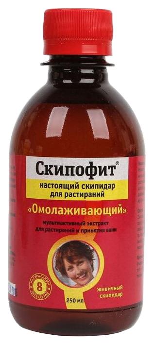 Скипидар Скипофит «Омолаживающий», 250 мл