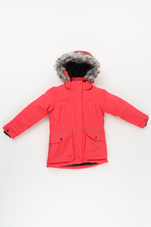 Купить 450016679IV, Куртка для девочки Icepeak, цв.розовый, р-р 164,