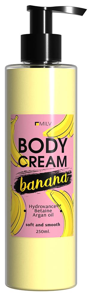 Купить Крем MILV для тела Банан 250 мл