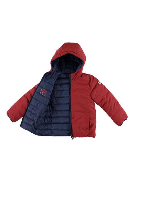 Купить 4.V797.00, Куртка для мальчика iDO, цв.бордовый, р-р 122, Куртки для мальчиков