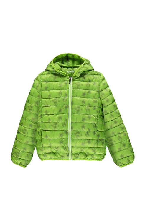 191MHAA009, Куртка для мальчика MEK, цв.зеленый, р-р 164,  - купить со скидкой