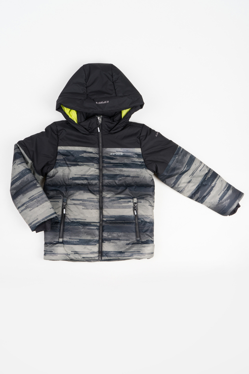 Купить 450013586IV, Куртка для мальчика Icepeak, цв.зеленый, р-р 140,