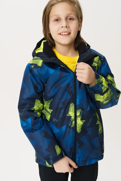 Купить 450035599IV, Куртка для мальчика Icepeak, цв.зеленый, р-р 152,
