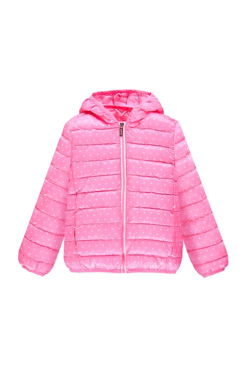 Купить 191MHAA009, Куртка для мальчика MEK, цв.розовый, р-р 122,