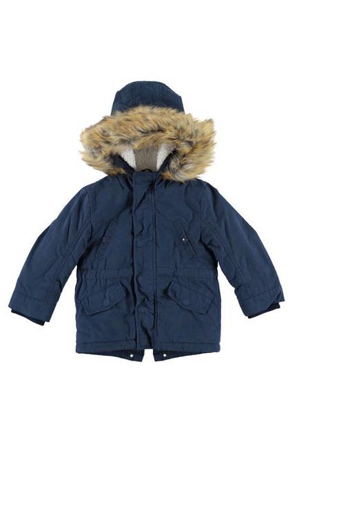 4.V573.00, Куртка для мальчика iDO, цв.синий, р-р 122, Куртки для мальчиков  - купить со скидкой
