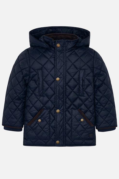 куртка для мальчика Mayoral, цв.синий, р-р 122 4445