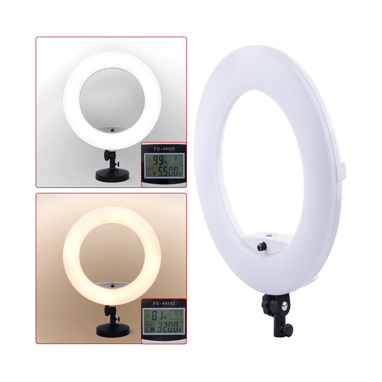 Кольцевая лампа Okira LED Ring FE