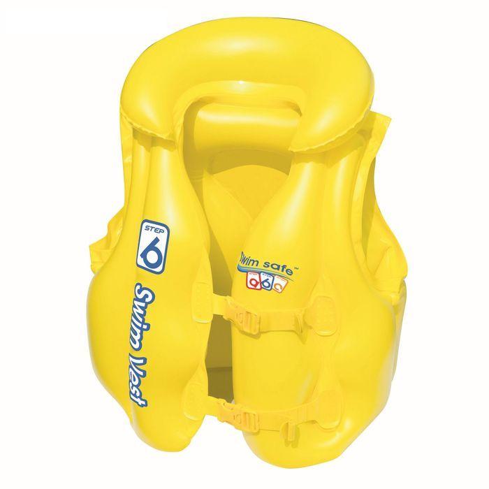Жилет надувной Bestway Swim Safe, ступень