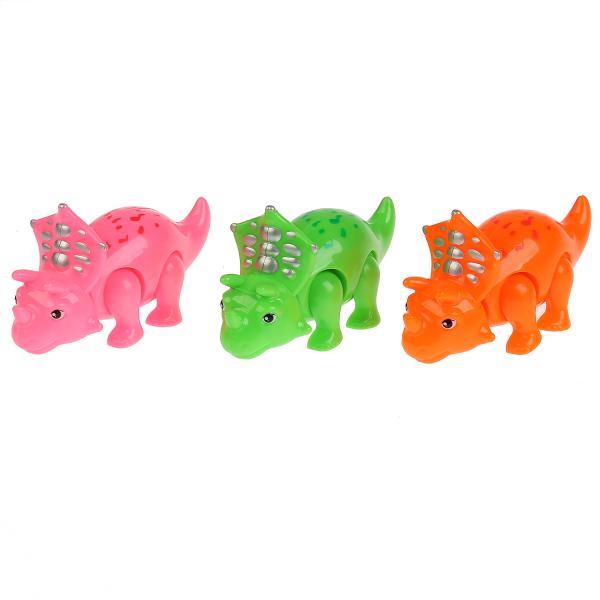 Заводная игрушка Динозаврик Next