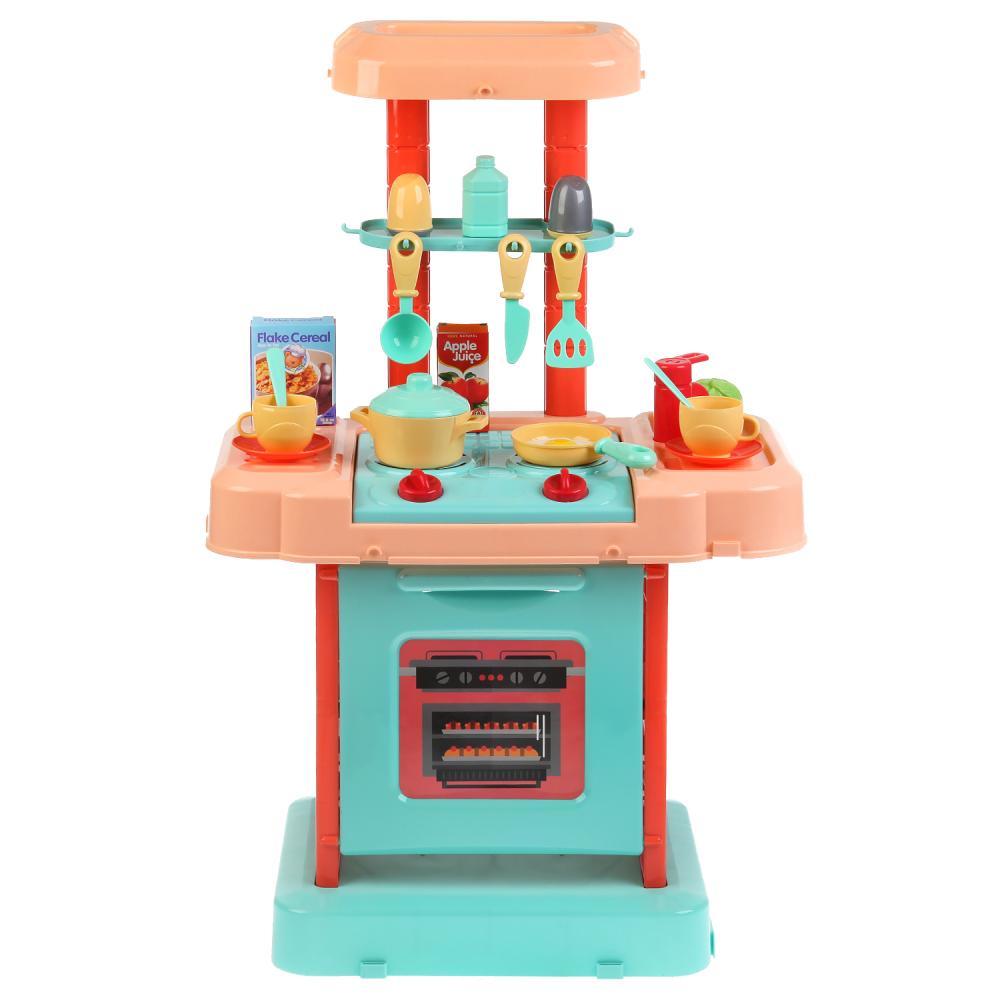 Купить Детская кухня Shantou Gepai B100-H40205 со световыми и звуковыми эффектами
