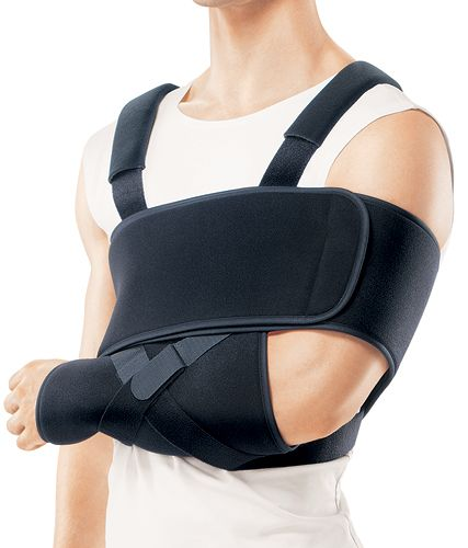 Бандаж на плечевой сустав фиксирующий SI