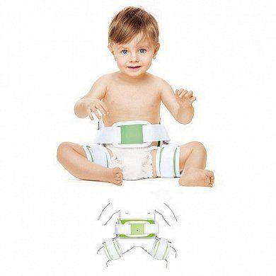Отводящий ортез (шина распорка) для детей