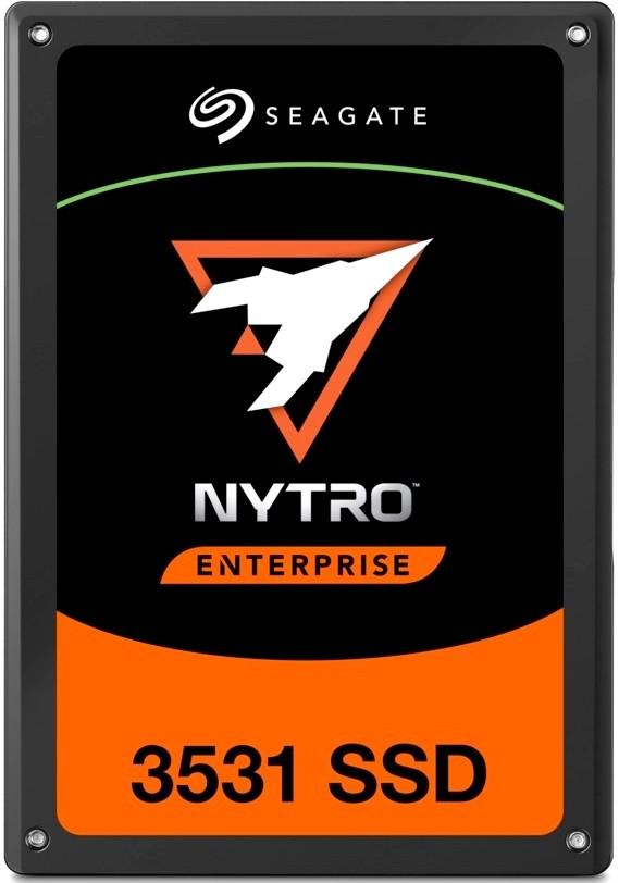 Внутренний SSD накопитель Seagate Nytro 3531 Enterprise