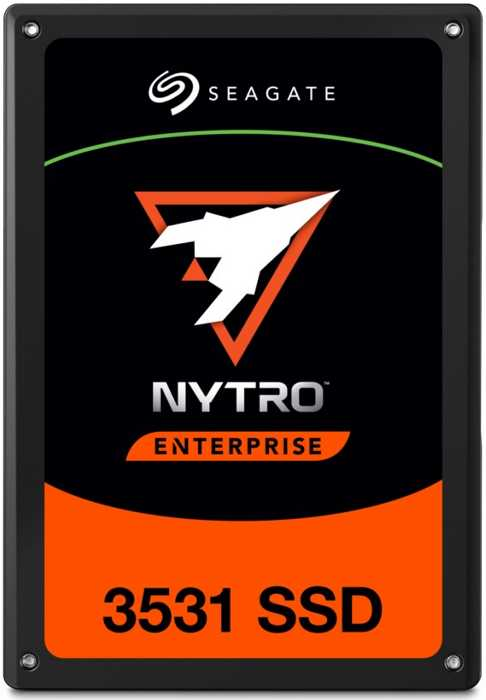 Внутренний SSD накопитель Seagate Nytro 3731 Enterprise