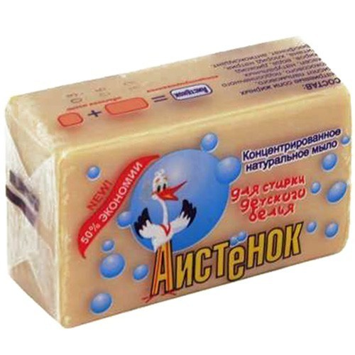 Хозяйственное мыло Аист аистенок 200 г