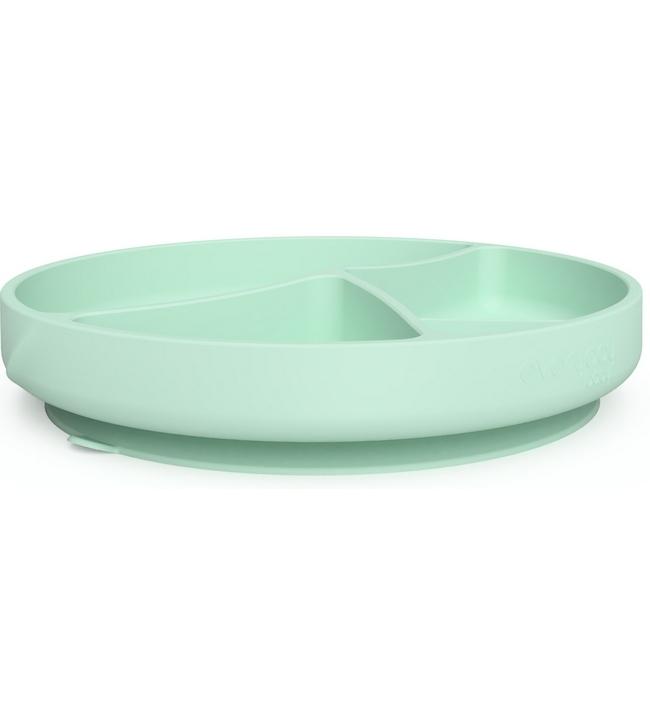 EveryDay Baby Детская силиконовая тарелка на присоске