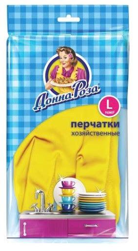 Перчатки БЕРЕЖЛИВАЯ ХОЗЯЙКА Х1627 (L)