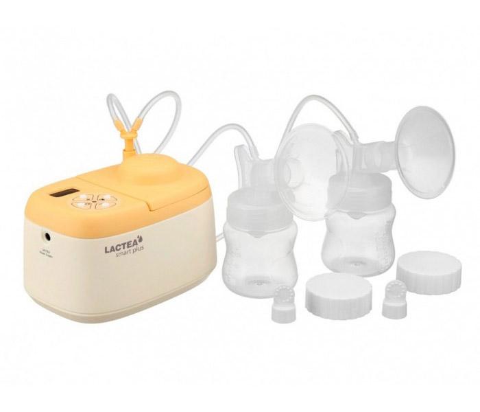 Молокоотсос электрический двухфазный Lactea Smart Plus двойной