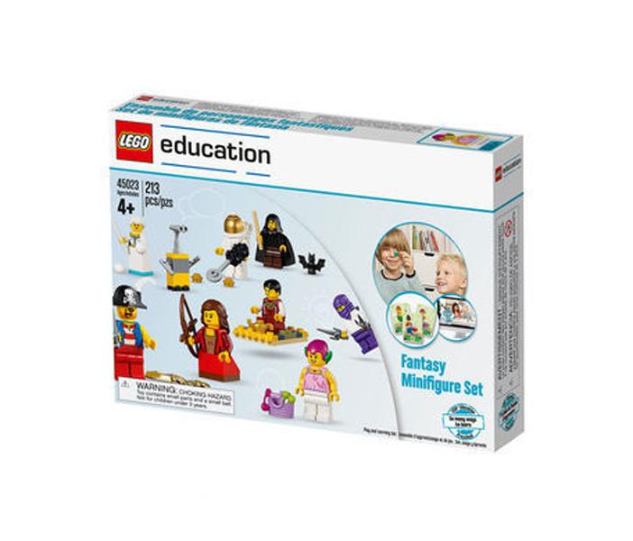 Конструктор LEGO Education PreSchool DUPLO Сказочные и исторические персонажи
