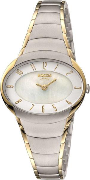 Наручные часы кварцевые женские Boccia Titanium 3255 фото