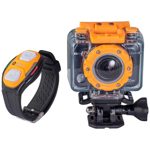 Экшн камера HP ac200w Black