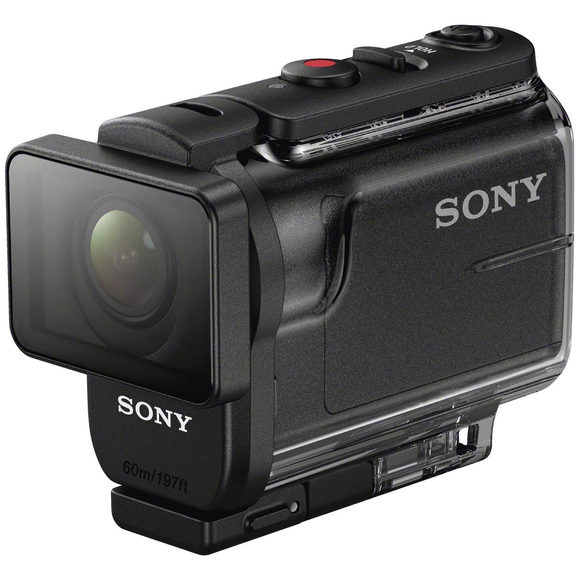 Экшн камера Sony HDR-AS50R Black + ПДУ Live View