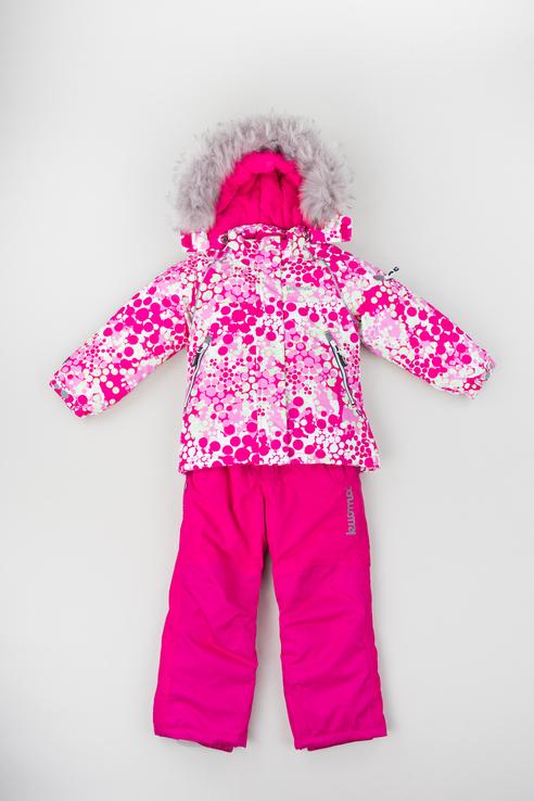 Комплект верхней одежды Kuoma, цв. розовый р. 104