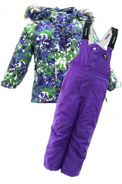 Комплект верхней одежды Kuoma, цв. фиолетовый