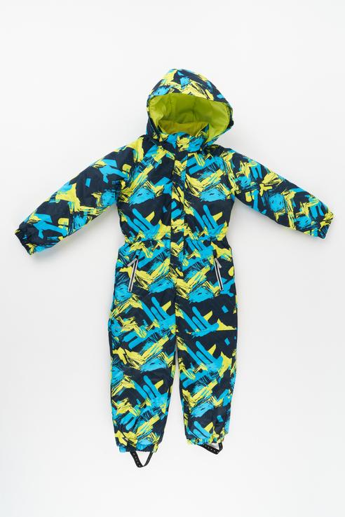 Комбинезон утепленный для мальчика Icepeak, цв.зеленый,