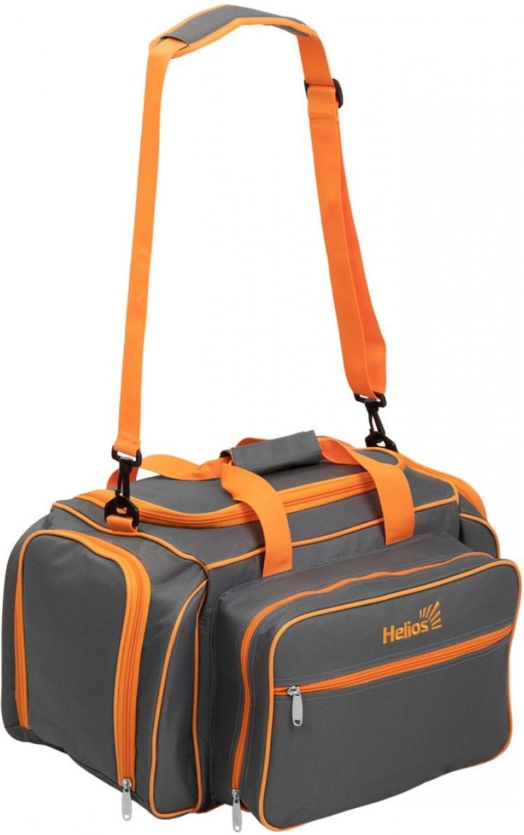 Набор для пикника на 4 персоны серый HS-605(4)G Helios- обзор, преимущества, отзывы. Заказать товар за 5370 руб. Бренд Helios