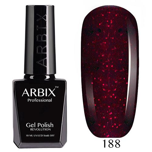 Купить Гель-лак Arbix №188, 10 мл