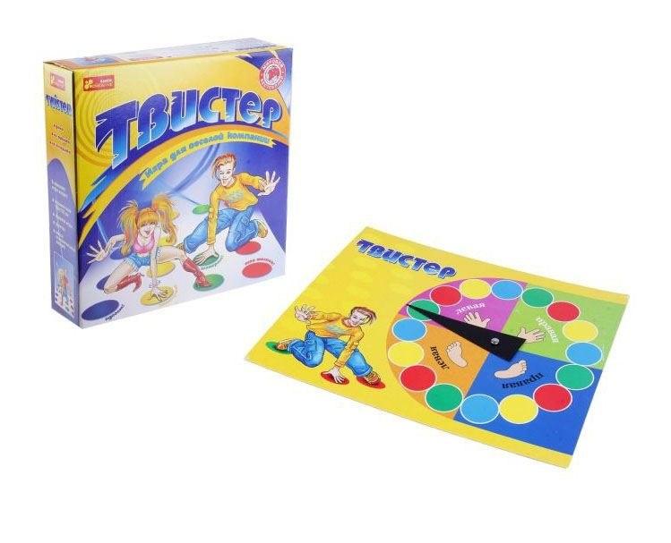 Купить Игра для веселой компании Твистер, Ranok Creative,