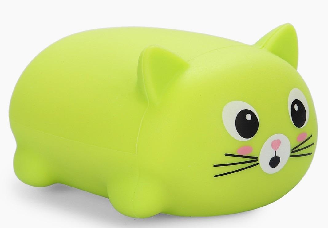 Игрушка Happy Baby Котик Soft&Joy, со звуковыми